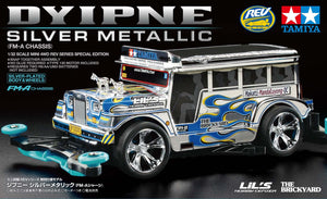 Dyipne Silver Metallic (FM-A Chassis)