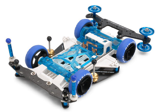 Mini 4WD Super XX Chassis Evo.I - Limited Edition Mini 4WD
