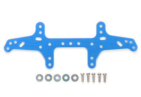 Duralumin Rear Multi Roller Setting Stay (Blue)