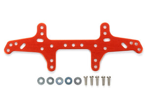 Duralumin Rear Multi Roller Setting Stay (Red)