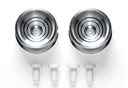 HG Heavy Aluminum Large Dia. Narrow Wheels (2pcs.)