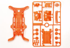 AR Fluorescent-Color Chassis Set (Orange)