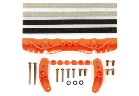 Brake Set (for AR Chassis) (Fluorescent Orange)