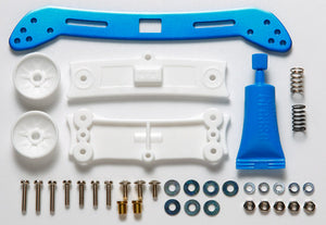 Wide Front Sliding Damper (Blue)