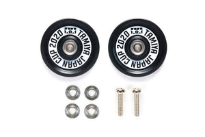 HG 19mm Aluminum Ball-Race Rollers (Ringless/Black) J-Cup 2020