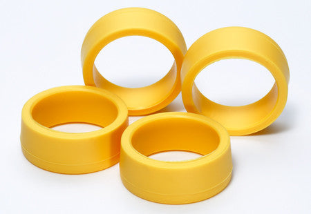 Low-Profile Offset Tread Tires (Hard/Yellow)