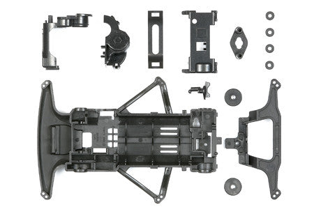 Carbon Fiber Reinforced Super FM Chassis Kit