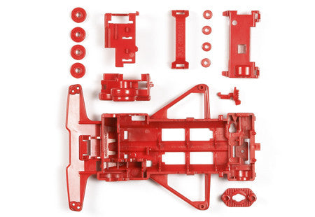 FM Reinforced Chassis (Red)