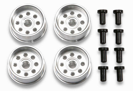 HG Aluminum Large Dia. Narrow Wheels (4pcs.)