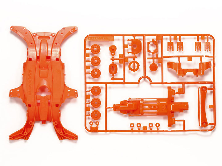 MA Fluorescent-Color Chassis Set (Orange)