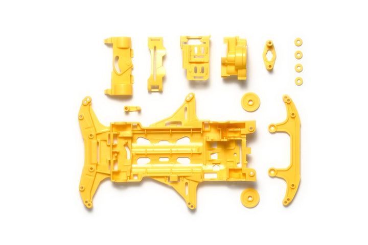 REINFORCED CHASSIS SET YELLOW
