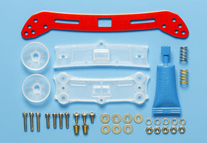 Wide Front Sliding Damper 2 (Red)