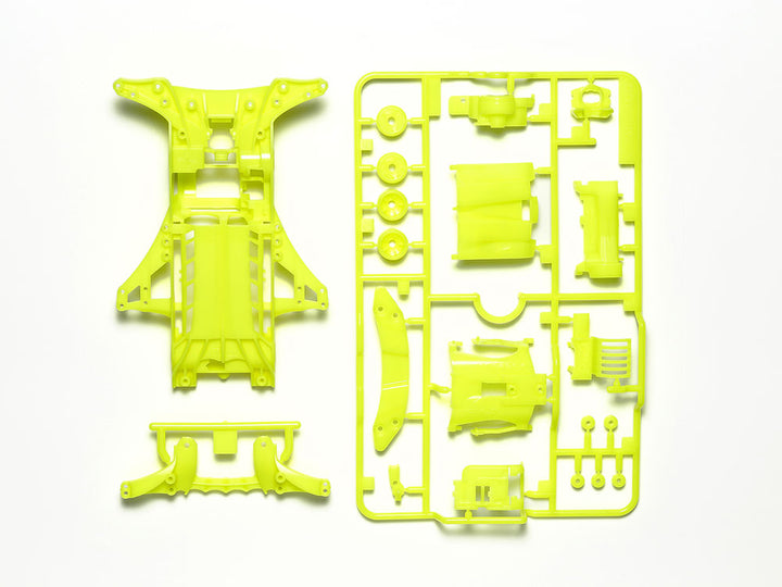 FM-A Fluorescent-Color Chassis Set (Yellow)