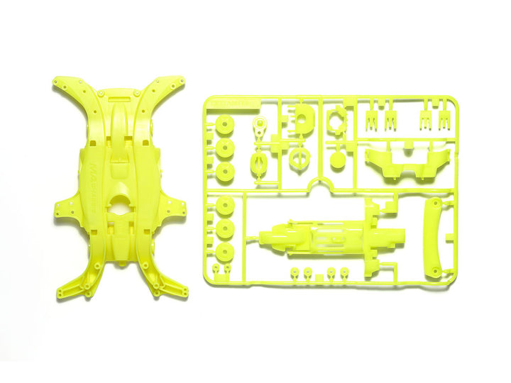 MA FLUORESCENT CHASSIS SET ( YELLOW )