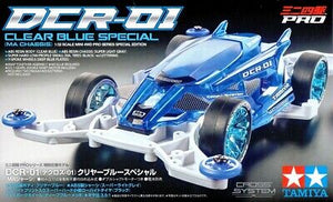 DCR-01 ( Clear Blue Special )
