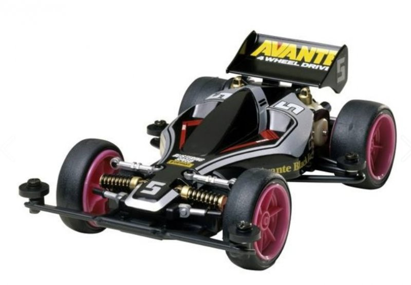 AVANTE JUNIOR ( Black Special )