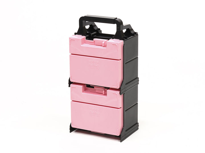 Mini 4WD Portable Pit (Pink)