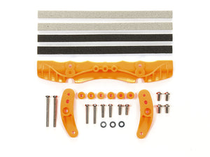 Brake Set (for AR Chassis) (Orange)