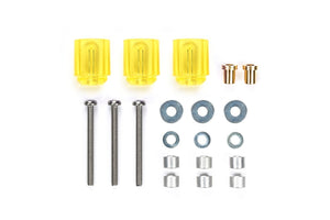 HI-Mount Tube Stabilizer Set (Clear Yellow)