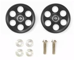 HG Lightweight 19mm Ball-Race Rollers (Ringless / Gun Metal)