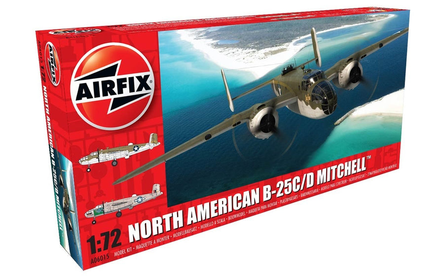 North American B-25C/D Mitchell 1:72