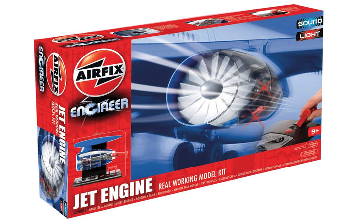 Airfix Engineer - Jet Engine