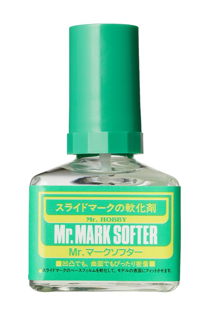 MR.MARK SOFTER