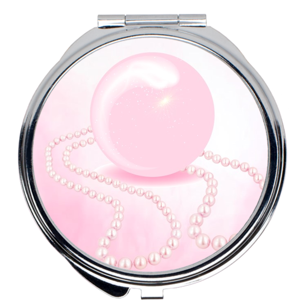 Pearl Mirror Compact