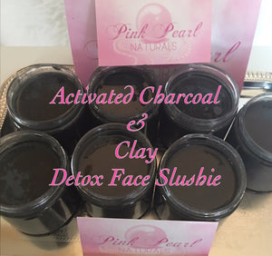 ACTIVATED CHARCOAL SLUSHIE