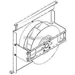 Genuine Aprilaire 5467 Fan Motor For Model 1850