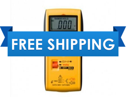 Fieldpiece SPDM1 Pocket Digital Multimeter