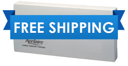 Genuine Aprilaire 6401 2-Zone Expansion Panel