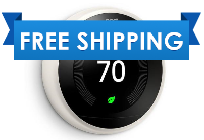 Nest T3008US Wi-Fi Enabled Thermostat- Pro Series