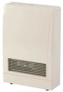 Rinnai EX11CP Direct Vent Wall Furnace Type: LP 82% AFUE 11 MBH