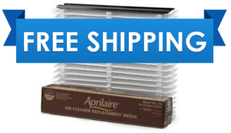 Genuine Aprilaire 310 Replacement Media Air Filter