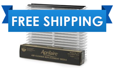 Genuine Aprilaire 313 Replacement Media Air Filter