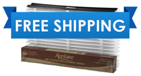 Genuine Aprilaire 410 Replacement Media Air Filter