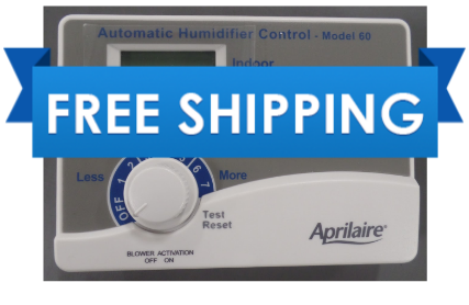 OEM 60 Aprilaire Humidifier Automatic Humidifier Control w// Blower Activation