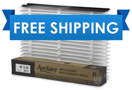 Genuine Aprilaire 810 Replacement Media Air Filter