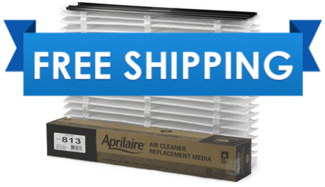 Genuine Aprilaire 813 Replacement Media Air Filter