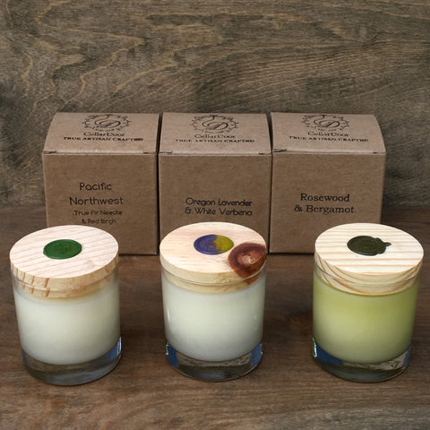 Vintage Subscription Box - Cellar Door Candles