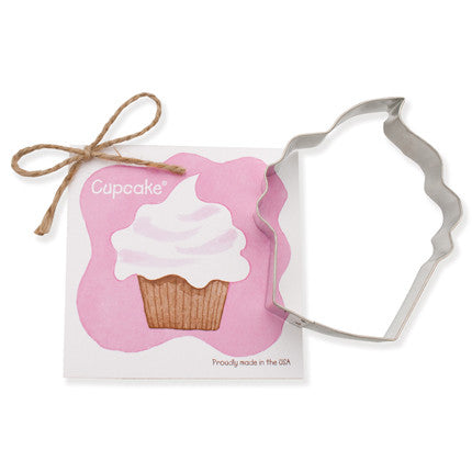 Cupcake Cookie Cutter