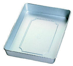 "9"" X 13"" Sheet Cake Pan - Bauer Baking Power"