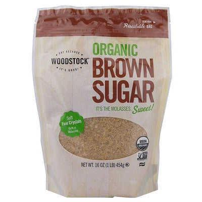 Woodstock Brown Sugar (12x16 Oz)