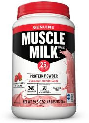 CYTOMAX_Muscle_Milk_Protein_Strawberry_Shake_2.47_Pound_Powder