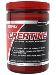 MET RX CREATINE POWDER 400G
