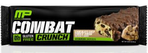 MUSCLEPHARM COMBAT BAR CHOCOLATE CHIP COOKIE DOUGH (12) EACH 1 BOX