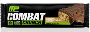 MUSCLEPHARM COMBAT BAR CHOCOLATE PEANUT BUTTER CUP (12) EACH 1 BOX