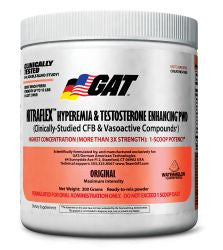 GAT Nitraflex - Watermelon (300 Grams Powder) 30 SERVINGS