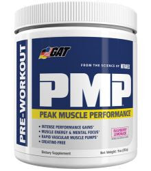 GAT PMP - RASPBERRY LEMONADE (255 Grams Powder) 30 SERVINGS